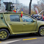 Army Dacia Duster